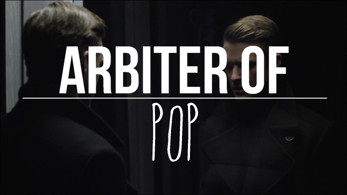 justin arbiter of pop