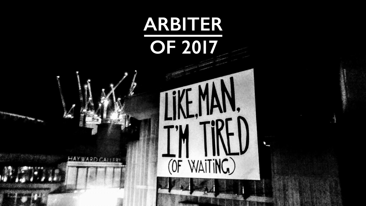ARBITER OF 2017